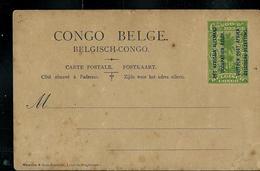 Occ. Belge; Carte Neuve N° 7 (mais Tâches !!) - Entiers Postaux