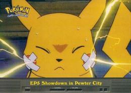 Trading Card Pokemon TV Animation Edition : EP5 Showdown In Pewter City - Pokemon