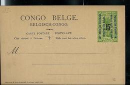 Occ. Belge; Carte Neuve N° 13 - Entiers Postaux