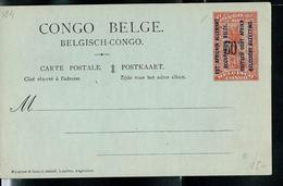 Occ. Belge; Carte Neuve N° 14 - Entiers Postaux