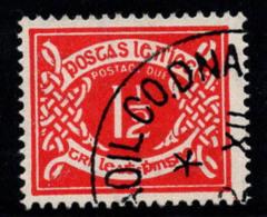 Irlande 1940 Mi. 7 Z Oblitéré 100% Timbre-taxe 1 1/2 Pg - Postage Due
