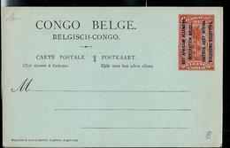 Occ. Belge; Carte Neuve N° 8 - Entiers Postaux