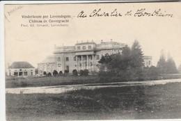 "VINDERHOUTE Par Lovendegem  , "" Château De Gavergracht "" - Lovendegem"
