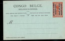 Occ. Belge; Carte Neuve N° 10 - Entiers Postaux