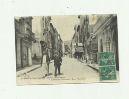 34 - CLERMONT L ' HERAULT - Rue Nationale Animée Bon état - Clermont L'Hérault