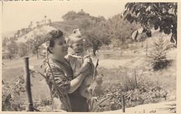 SALSOMAGGIORE?-PARMA--CARTOLINA VERA FOTOGRAFIA-NON VIAGGIATA -ANNO 1940-1950 - Parma