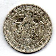 BULGARIA, 5 Leva, Silver, Year 1885, KM #7 - Bulgarien