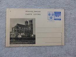 247 - CARTE LETTRE - MANTES.  L'ILE DE FRANCE - Mantes La Jolie
