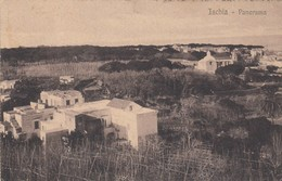 ISCHIA-NAPOLI-PANORAMA-CARTOLINA VIAGGIATA IL 7-9-1921 - Napoli (Naples)