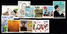 Irlande 1988 Oblitéré 100% Amour, Croix-Rouge, Sport - 1949-... République D'Irlande