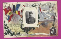 CARTE FRANCHISE MILITAIRE NEUVE Avec Photo Militaire 340 Régiment Infanterie - Poststempel (Briefe)