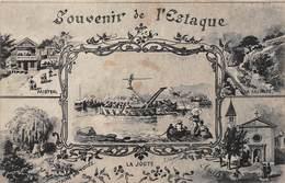 CPA Souvenir De L' Estaque - L'Estaque