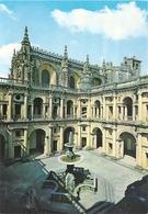 CPM  . PORTUGAL  -  TOMAR . CLOITRE D. JOAO III DU COUVENT DE CHRIST . CARTE NON ECRITE - Autres