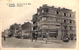 Koksijde - Zeelaan - Avenue De La Mer (side-car) - Koksijde