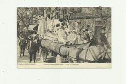 34 - MONTPELLIER - Le Carnaval Le Char De L'araignée Gros Plan Bon état ( Non Vue Sur Delcampe ) - Montpellier