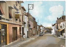 ST-MARTIN-d'ESTREAUX (42) Rue Du Commerce Cim Cc 71, Cpsm GF - France
