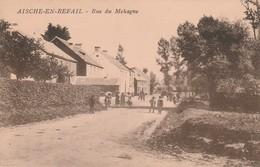 Aische En Refail ,( Eghezée ) :  Rue Du Mehagne , Rue De Mehaigne - Eghezée
