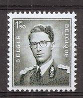 BELGIE Boudewijn Bril * Nr 924 P3a * Postfris Xx * FLUOR  PAPIER - 1953-1972 Anteojos