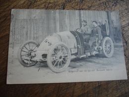 1905 Voiture Renault Feres 90 C Pilote Edmond - Postkaarten