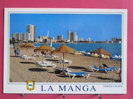 Visuel Très Peu Courant - Espagne - La Manga - Costa Calida - Recto Verso - Murcia