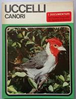 I DOCUMENTARI DE AGOSTINI-  UCCELLI CANORI ( CART 72) - Hunting & Fishing
