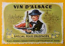 14217 -  Alsace Spécial Pour Crustacés - White Wines