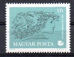HONGRIE. N°2422 De 1975. Année Internationale De La Femme. - Ungarn