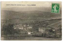 SAINT-PAUL-en-JARREZ  (42) Usines GONIN Ed. Charvat - Autres Communes