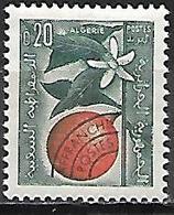 ALGERIE   -   Préoblitéré   -  1963 .  Y&T N° 21 **.   Branche Et Fleur D' Oranger. - Algeria (1962-...)