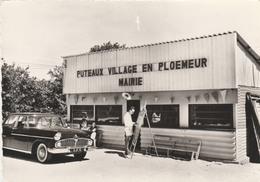 56 PLOEMEUR - PUTEAUX       Puteaux Village En Ploemeur    MAIRIE    PAS COURANT - Ploemeur