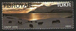 2009 - ISOLE FAROER / FAROE ISLANDS - SEPAC - PAESAGGI / LANDSCAPES. MNH - Faeroër