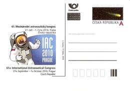 CDV 132 Czech Republic Astronautical Congress 2010 - Space