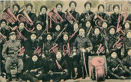 Cpa CHINE TIENTSIN Kapelle Des Vizekönigs - The Viceroy's Band - China