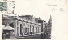 GAETA-LATINA-CIRCOLO MILITARE-CARTOLINA VIAGGIATA IL 5-1-1904 - Latina