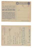 8343 Franchigia Militare 2^ WW Medaglie Oro MEATTINI FINANZA - Zonder Portkosten