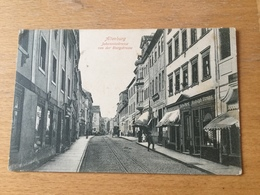 KR Deutsches Reich Ca. 1910 AK Altenburg Johannisstraße - Covers & Documents