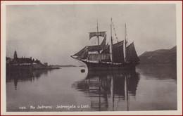 Split (Spalato) * Segelboot, Schiffe, Foto * Kroatien * AK2576 - Croatia