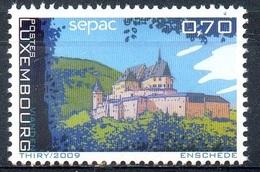 2009 - LUSSEMBURGO / LUXEMBOURG - SEPAC - PAESAGGI / LANDSCAPES. MNH - Ongebruikt