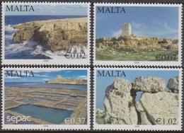 2009 - MALTA - SEPAC - PAESAGGI / LANDSCAPES. MNH - Malta