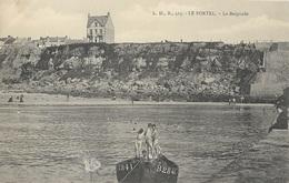 LE PORTEL - La Baignade - Le Portel