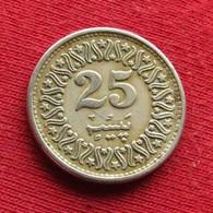 Pakistan 25 Paisa 1982 KM# 58  Paquistao - Pakistan