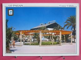 Visuel Très Peu Courant - Espagne - Lo Pagan - Costa Calida - Recto Verso - Murcia