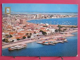 Visuel Très Peu Courant - Espagne - Lo Pagan - Mar Menor - Vista Aérea - Recto Verso - Murcia