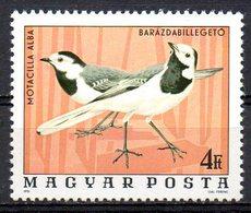 HONGRIE. N°2541 De 1977. Bergeronnette. - Songbirds & Tree Dwellers