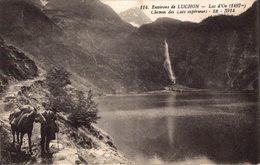 16650     ENVIRONS DE LUCHON     CHEMIN DES LACS SUPERIEURS - Luchon