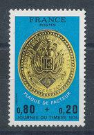 1838** Journée Du Timbre - France