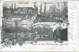 1902 - KRNOV  Okres  BRUNTAL , Gute Zustand, 2 Scan - Tchéquie