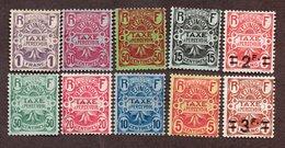 Réunion Taxe N°6/15 N* TB Cote 47 Euros !!! - Postage Due