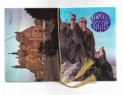 94321) CALENDARIETTO DEL 1969-VISIONI D'ITALIA - Calendarios