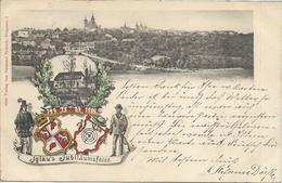 1899 - JIHLAVA  Iglau , Gute Zustand, 2 Scan - Czech Republic